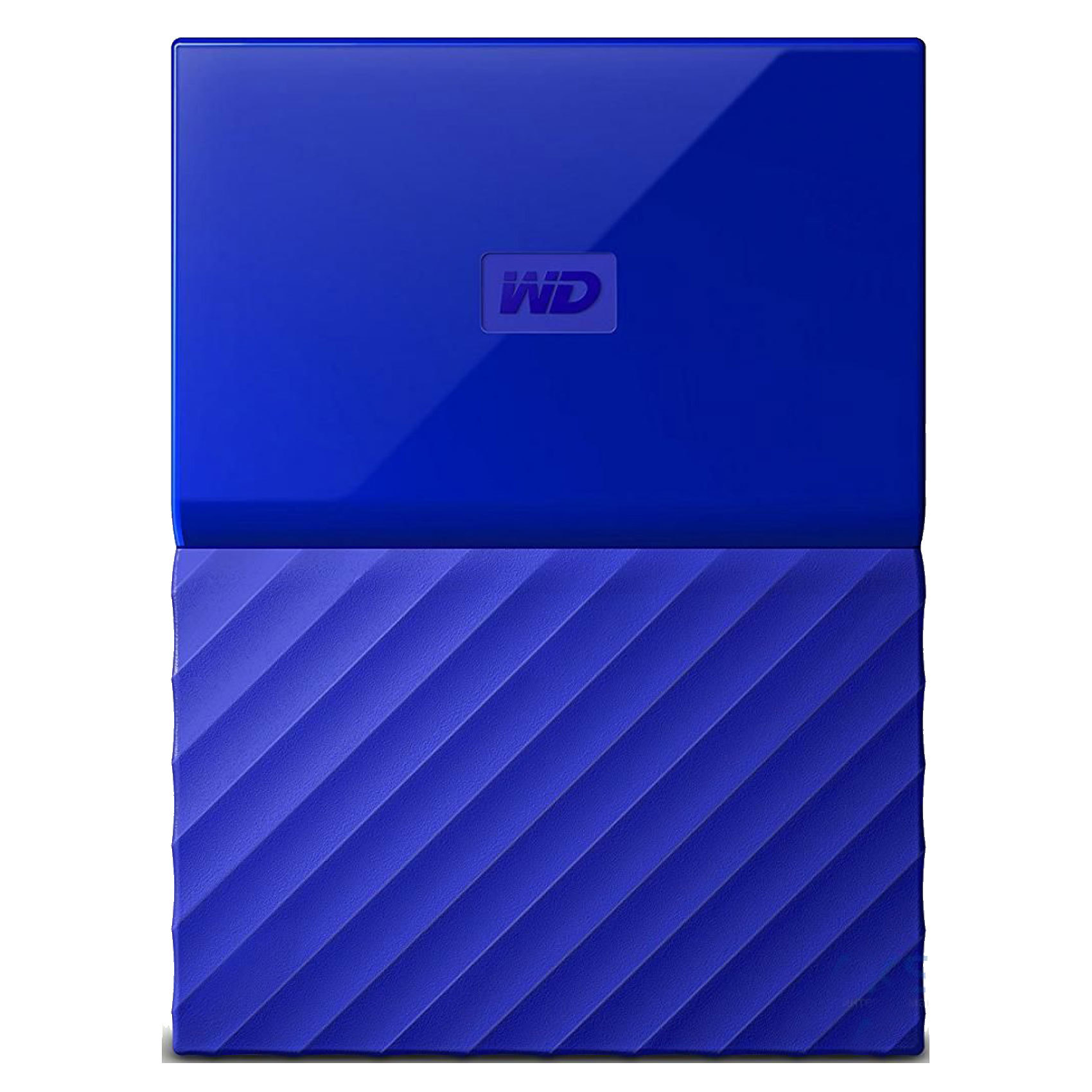 WD HDD 2TB PASSPORT BL WW