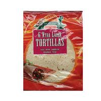 Cantina Mexicana Xtra Large Tortilla 6 Pcs 360GR
