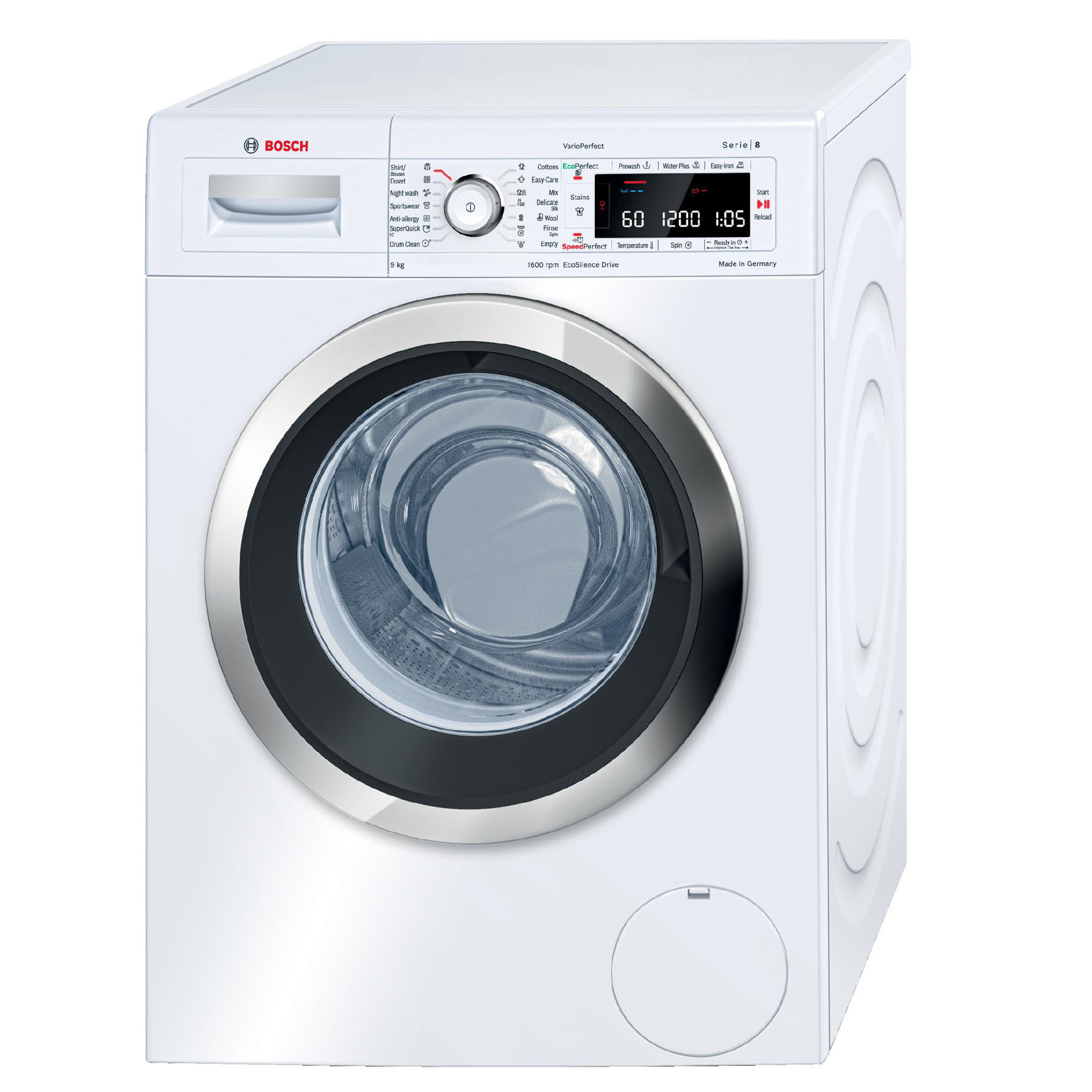 BOSCH WASHER WAW32560GC 9KG