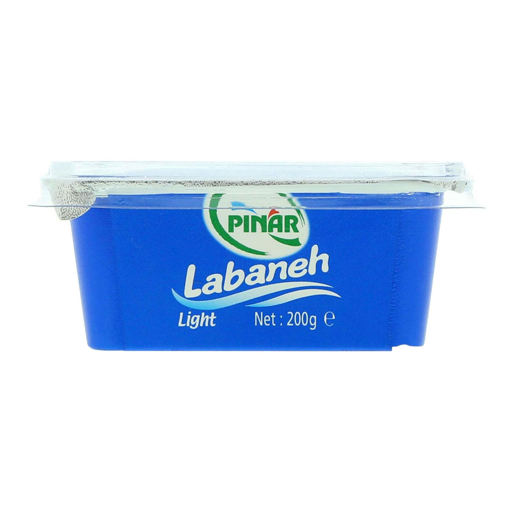 PINAR LABNEH LIGHT 200GR