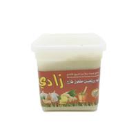 Zadi fresh garlic paste with ginger 450 g