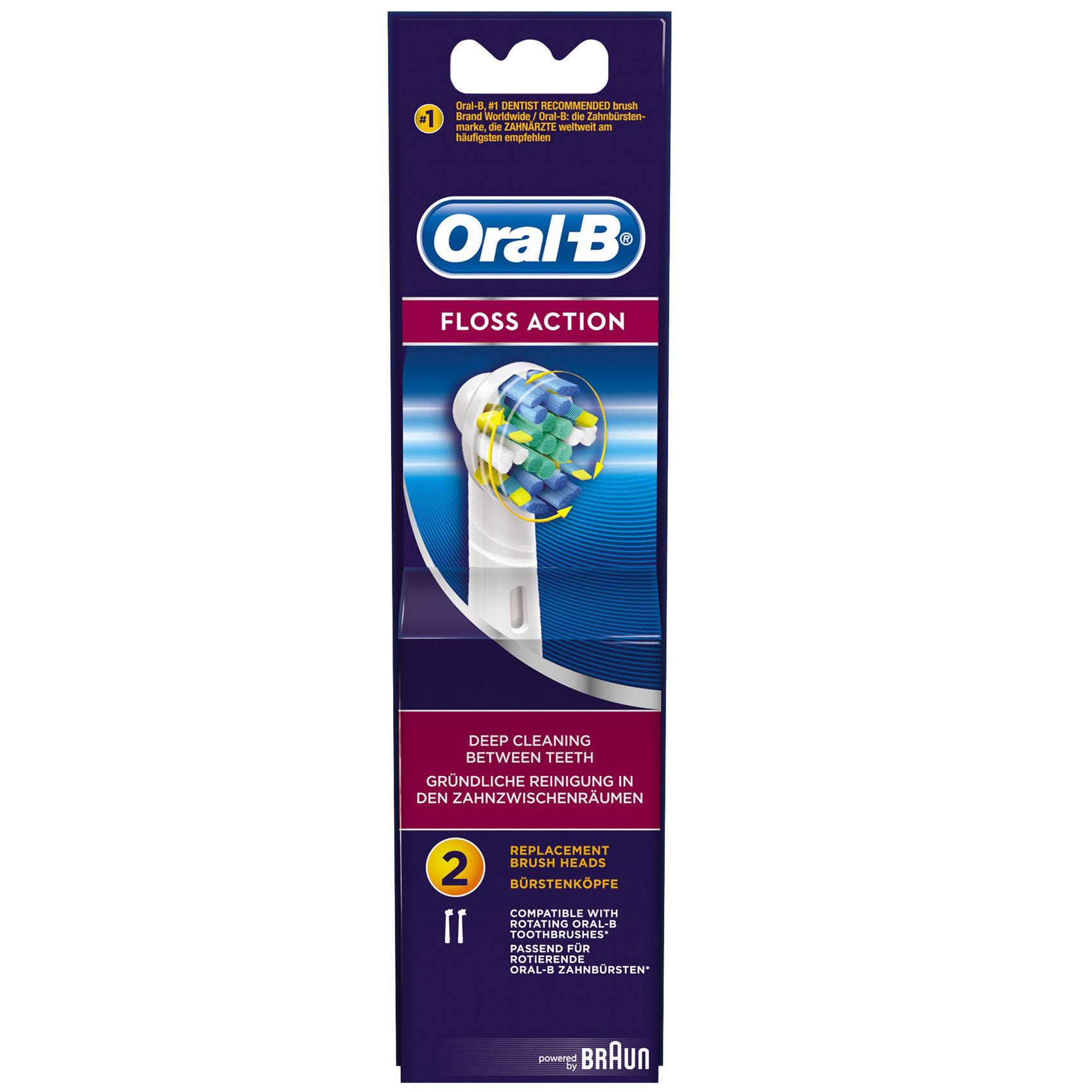 ORAL-B BRUSH HEAD EB 25