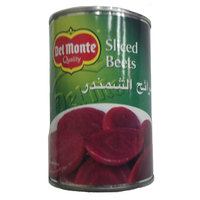 Del Monte Sliced Beets 425g