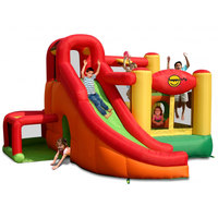 Happy Hop Inflatable 11 in 1 Childrens Play Center Model 9406N