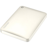 Toshiba Hard Disk 2TB Canvio II 2.5 Satin Gold