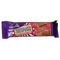 Cadbury Dairy Milk Marvelous Creations Jelly Popping Candy 38g