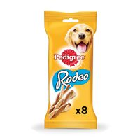 PEDIGREE® Rodeo® Chicken Dog Treats 8 pcs