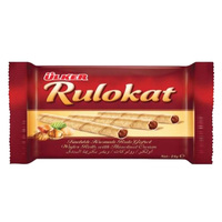 Ulker Rulokat Wafer Rolls with Hazelnut Cream 24g