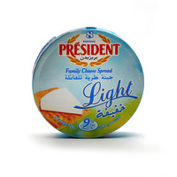 President Triangle Cheese Light 9% Fat