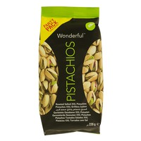 Wonderful Pistachios Roasted Salted 220g