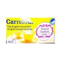 Carrefour Tea Of India Breakfast 25 Tbags