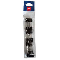 Deli Binder Clip 25Mm 7Pcs