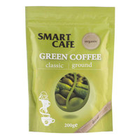 Smart Café Organic Green Coffee Class Ground Decaf 200g
