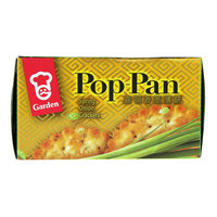 Garden Pop Pan Spring Onion Crackers 110g