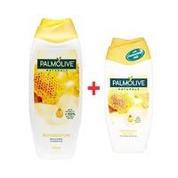 Palmolive Shower Gel Honey & Milk 500ML + 250ML Free