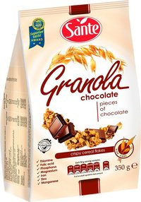 سانتي جرانولا بالشيكولاتة - 350جم