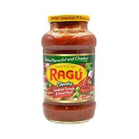 راجو باستا صوص من الطماطم المجففة والريحان الحلو 709 مل