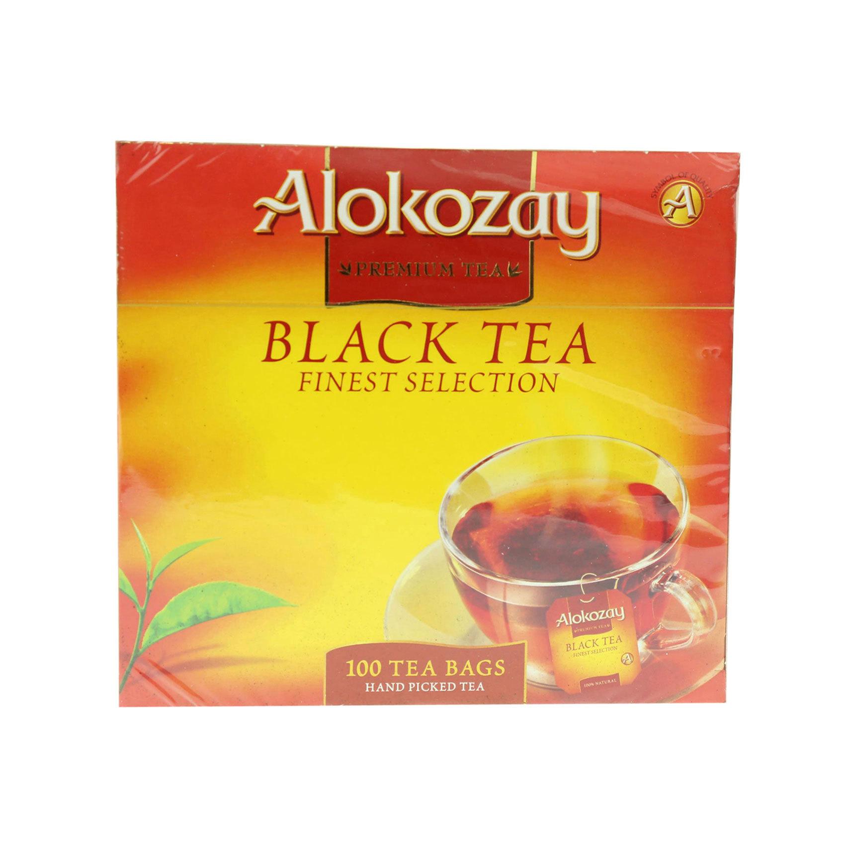 ALOKOZAY TEA BAGS 200G