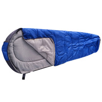 HK MUMMY SLEEPING BAG 250GSM
