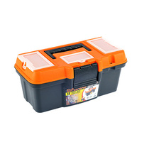 Super Bag Orange Tool Box 14 Inch