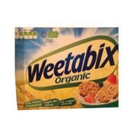 Weetabix Organic Family Cereal 24 Cereal Bar