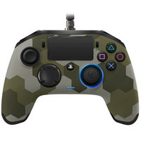 Nacon PS4 Revolution Pro Controller Camo Green Edition