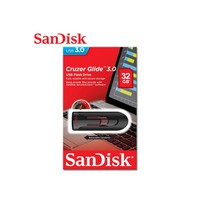 SanDisk USB 3.0 Cruzer Glide 32GB Flash Drive