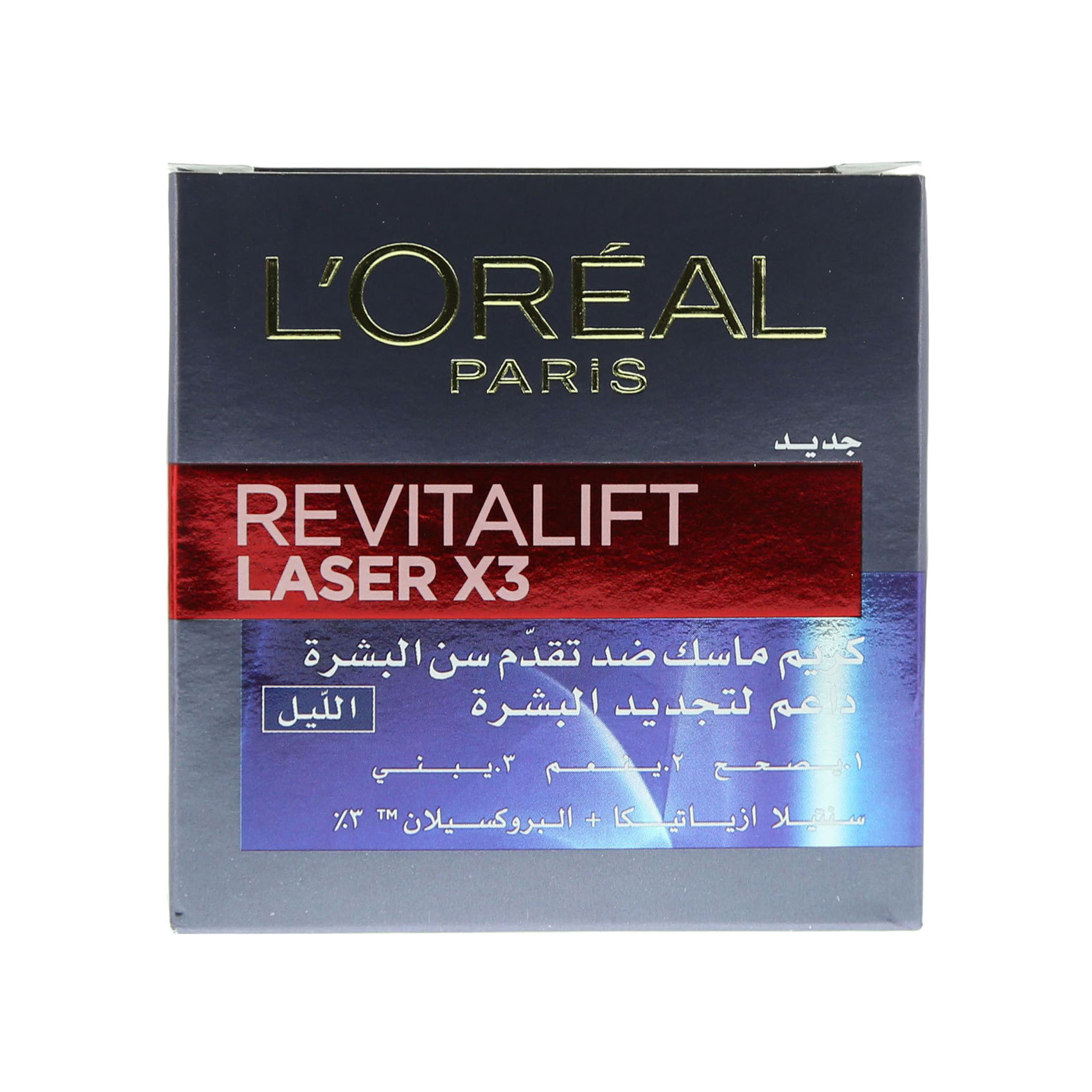 L'OREAL REV LASER NIGHT CRM 50ML