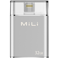 MiLi Smart Flash Drive 32GB Silver