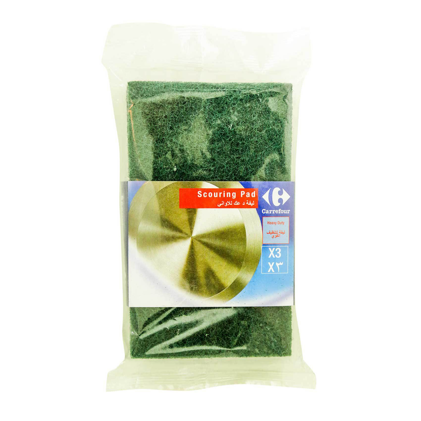 CRF SCOURING PADS X 3