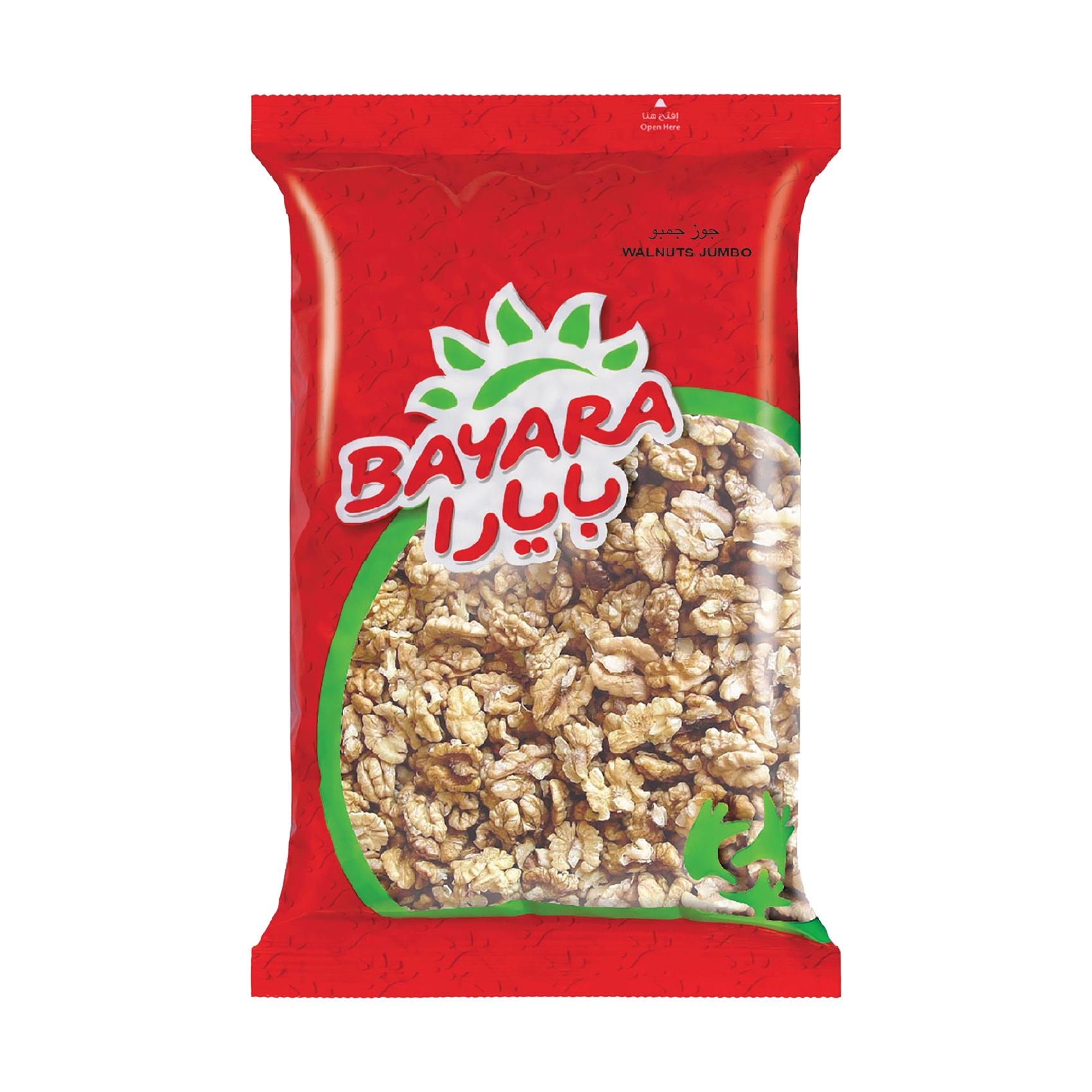 BAYARA WALNUTS HALVES 400GR