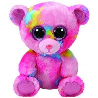 TY Beanie Boos Frankie The Multi Bear Regular