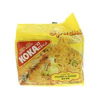 Koka Oriental Style Instant Noodles Prawn Flavour 85g x5