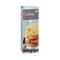 Carrefour Cookies Coco 200GR