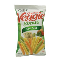 Sensible Portions Garden Veggie Straws Sea Salt 141g