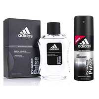 Adidas Dynamic Pulse Perfume 100 Ml + Adidas Deodorant Dynamic Pulse 150 Ml