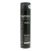 Syoss Glossing Hold Shine-Sealing Hairspray 400ml