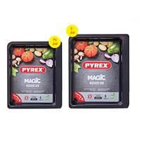 Pyrex Magic Tray 35 Cm + 40 Cm