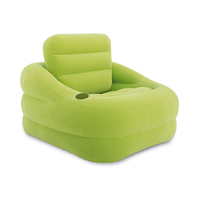 Intex Green Accent Chair