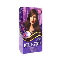 Wella Koleston Color Cream Silky Brown 4/77