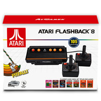 Atari Flashback 8 Console With 105 Games Built-In