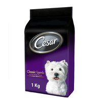 Cesar® Classic Lamb and Vine Tomato Flavour Dry Dog Food Adult 1kg