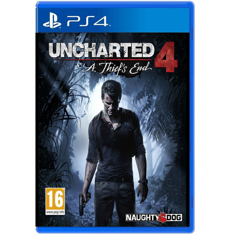 Sony-PS4-Uncharted-4:-A-Thief's-End