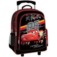 "Cars - Trolley Bag 16"" Bk"