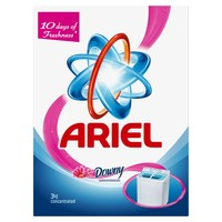 Ariel Laundry Powder Detergent Touch of Freshness Downy Original 3 kg