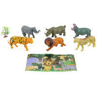 Power Joy Promojar Jungle Animals Set