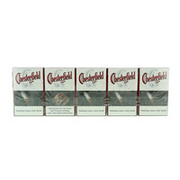 Chesterfield Red 200/20 Filter Cigarettes(Forbidden Under 18 Years Old)
