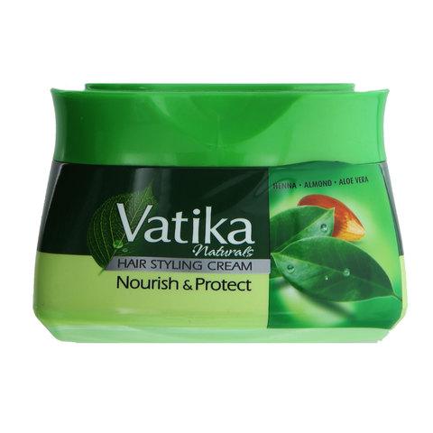 Vatika-Dabur-Nourish-&-Protect-Styling-Hair-Cream-140ml