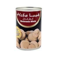 Hiba mushrooms whole 357 g