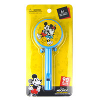 Disney Mickey Mouse 90 Th Drum Shaped Rattle